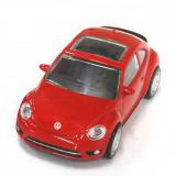 Masinuta Rastar Volkswagen Beetle, Rosu, 1:43