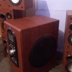 Sistem 5.1 6000 wood pret bun