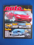 REVISTA AUTO ( IN ITALIANA ) , NR. 4 ( APRILIE ) / 1999