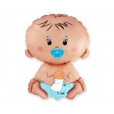 Balon folie figurina bebelus Baby Boy