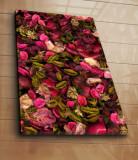 Tablou decorativ pe panza Horizon, 237HRZ5240, 70 x 100 cm, Multicolor