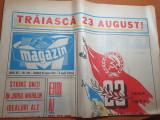 magazin 21 august 1971-traiasca 23 august,90 ani de la nasterea george enescu