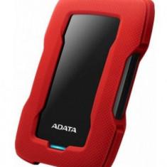 HDD Extern A-DATA Durable HD330, 1TB, 2.5inch, USB 3.1 (Rosu)