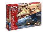 Cumpara ieftin 1:72 War Thunder: MIL Mi-24D/UH-1B - Two model kit 1:72