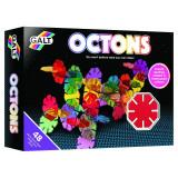Set de constructie Galt Octons, 48 piese, 4 ani+