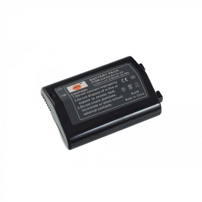 Acumulator DSTE EN-EL4 3100mAh replace Nikon D2H D2Hs D2X D3x MB-D10 grip