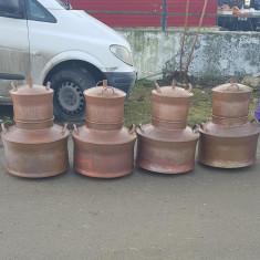 Cazane De Tuica De Cupru (Arama)