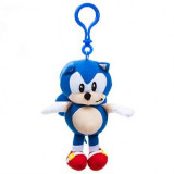 Sonic The Hedgehog, Plush Bagclip 13cm