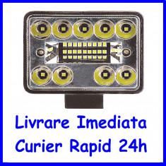 Proiector LED 27W 2 faze 12/24V AL-300620-9
