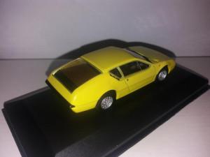 Macheta Alpine Renault A310 - 1972 - WHITE BOX  scara 1:43