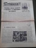 Ziar Crisana Oradea Bihor 28 octombrie 1975