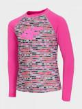Lenjerie termoactivă pentru fete (tricou), 4F Sportswear