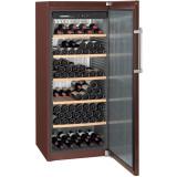 Vitrina pentru vin WKt 4551, 413 L, Clasa E, Iluminare LED, Liebherr