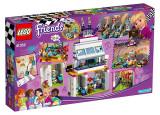 LEGO® Friends - Ziua cea Mare a Cursei (41352)