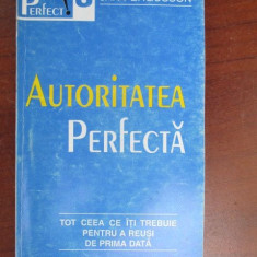 Autoritatea perfecta