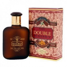 Parfum Whisky Double for Men 100ml EDT, Apa de toaleta, 100 ml