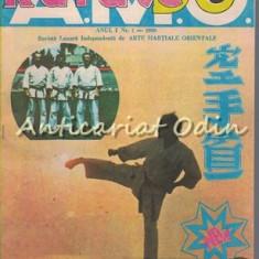 Karate-Do Nr. 1/1990 - Andy Mihalache, Morel Bolea, Emilian Marres