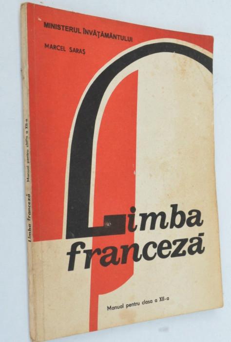 Manual limba franceza- clasa a XII-a 1996