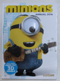 MINIONS - ANNUAL 2016 - INCLUDES PRESS - OUT 3D MODELS , 2016