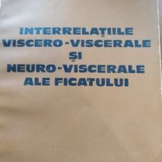 INTERRELATIILE VISCERO-VISCERALE ȘI NEUROVISCERALE ALE FICATULUI - T. MAROS