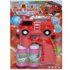 Iribal cu baterii Masina de pompieri