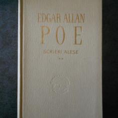 EDGAR ALLAN POE - SCRIERI ALESE volumul 2 (1963, editie cartonata)