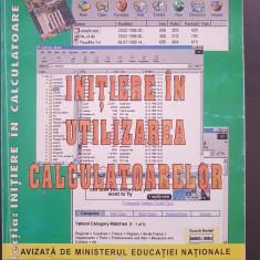 INITIERE IN UTILIZAREA CALCULATOARELOR - Matei, Florian