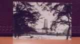 R.P.R. - BUCURESTI - MONUMENTUL EROILOR - CIRCULATA, TIMBRATA.