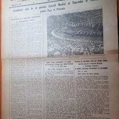 Sportul popular 3 august 1953-inauguraea noului stadion 23 august ( lia manoliu)