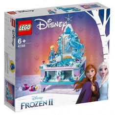 LEGO Disney Princess - Cutia de bijuterii a Elsei 41168