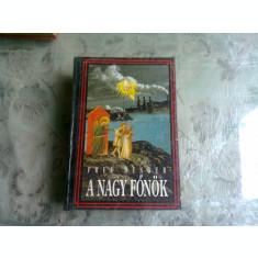A NAGY FONOK - FRED DENGER (CARTE IN LIMBA MAGHIARA)