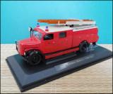 Macheta pompieri Magirus-Deutz S 3000 SLG (1941) 1:43 Yat Ming