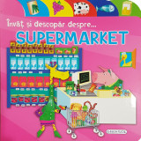 Invat si descopar despre supermarket PlayLearn Toys