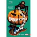 Spider-woman: Shifting Gears Vol. 3: Scare Tactics - Dennis Hopeless