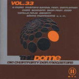 CD 2XCD Various – The Dome Vol. 33 (VG)