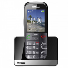 Telefon mobil MaxCom MM721BB Single SIM 3G Black