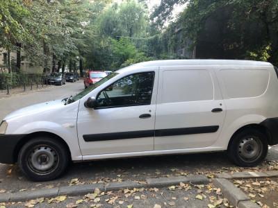 Dacia Logan Van Motor 1.5 Diesel Euro 4 foto