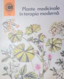PLANTE MEDICINALE IN TERAPIA MODERNA 1978