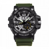 Cumpara ieftin Ceas Barbatesc SKMEI CS1166, digital watch, model verde