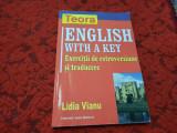 LIDIA VIANU ENGLISH WITH A KEY     RF16/3