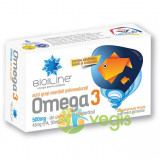 Omega 3 500mg 30cpr
