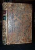 LOLME (M. DE LOLME) - CONSTITUTION DE L'ANGLETERRE, OU ETAT DU GOUVERNEMENT ANGLOIS, TOME SECOND (Volumul 2), 1785, Londra