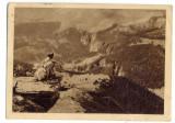 AD 952 C. P. VECHE -MUNTII BUCEGI-VALEA IALOMITEI -RPR-CIRC. 1958-LIPSA TIMBRU