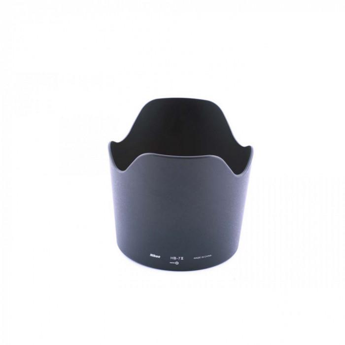 Parasolar replace HB-7II pentru Nikon Nikkor AF-S 80-200mm f/2.8 D ED