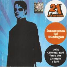 CD Buzdugan – Intoarcerea Lui Buzdugan Vol 3, farse