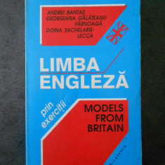 ANDREI BANTAS - LIMBA ENGLEZA PRIN EXERCITII (limba engleza)