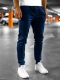 Pantaloni de trening gri-închis Bolf XW01