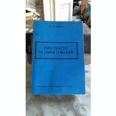 CURS PRACTIC DE LIMBA ITALIANA - C.H. NICULESCU