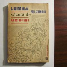 """CY - Paul STEFANESCU """"Lumea Vazuta de Medici"""""""
