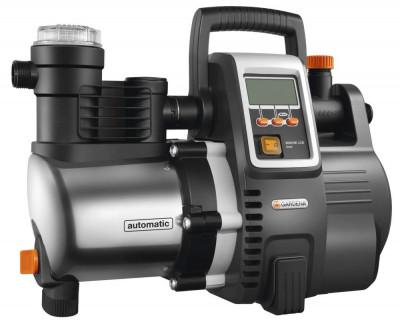 Hidrofor Premium 6000/6 LCD Inox Gardena, 1300 W, 6000 l/h, 5.5 bar foto